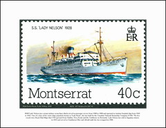 Stamps ships
