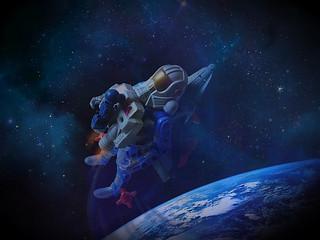 Ace McCloud & Orbital (PXT)