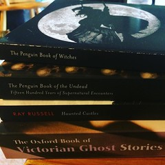 Amazon brought my Halloween. #becausebooks