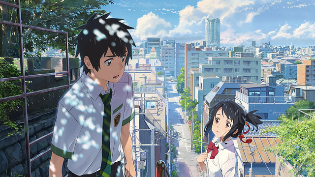 Your Name Anime Film Coming to American Theaters
