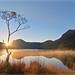 Sunrise Buttermere by jos.pannekoek