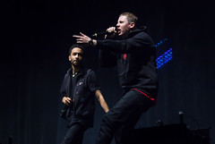 Professor Green at Free Radio Live 2016
