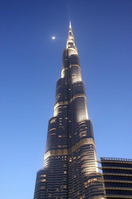 Dubai in 4 hours