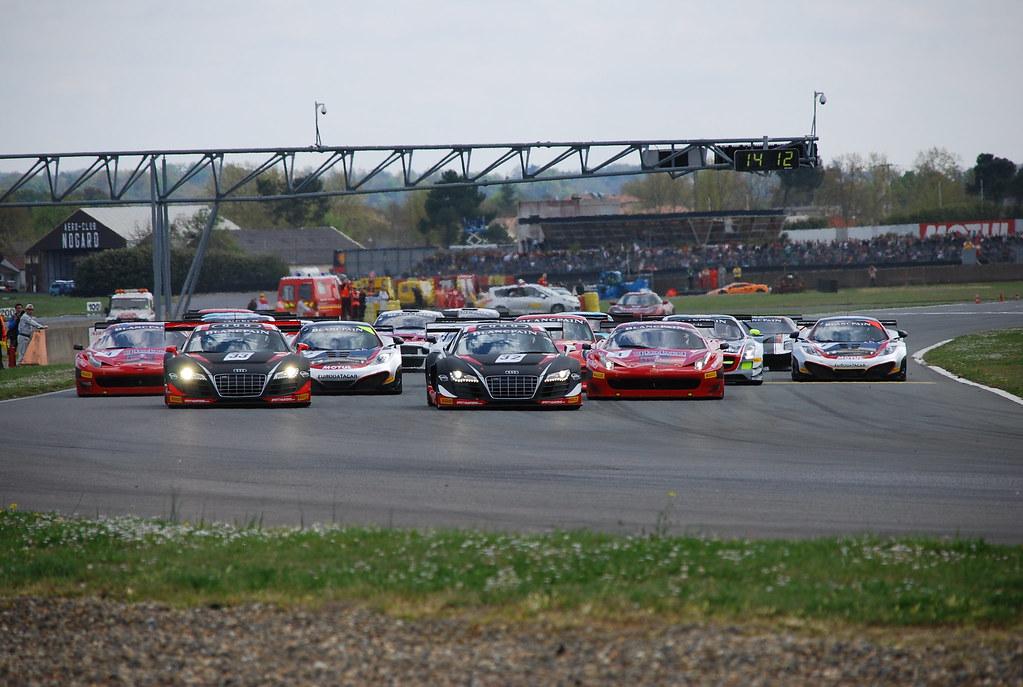 Circuito Nogaro : Galería de fotos fia gt world championship circuito de