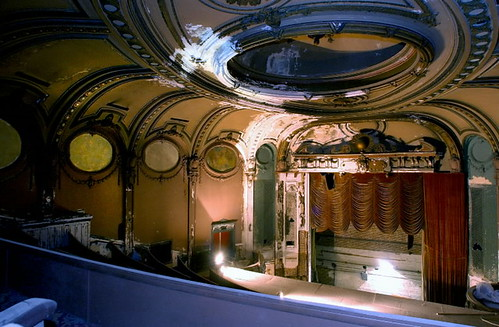 parkway theatre interior