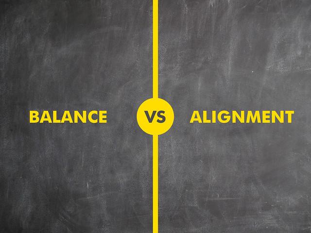 BalanceAlignmentA