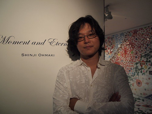 Moment & Eternity by Shinji Ohmaki