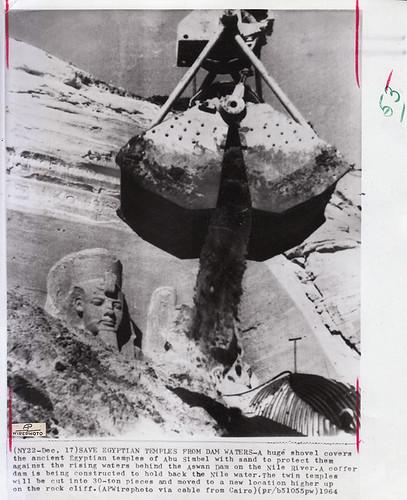"Daniel Small ""Abu Simbel Burial"""
