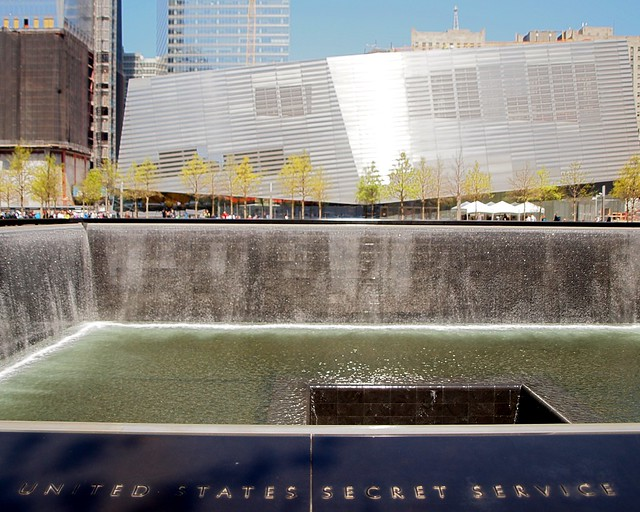 South pool panel s 27 united states secret service 9 11 for Garden city pool new york