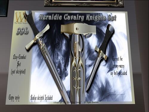**TWA** Heraldic Rp Item (Non COMBAT), 99 lindens by Cherokeeh Asteria