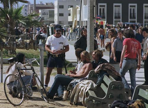 LAPD Boardwalk Beat