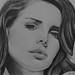 Lana Del Rey by Joan Kamberai