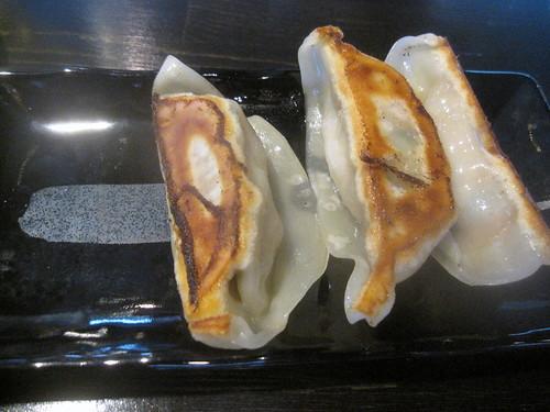 肉汁餃子@氷川台酒家(氷川台)