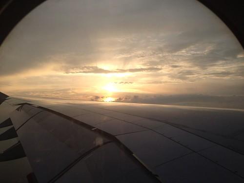 我返到廣州啦!