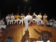 Capoeira Angola Quintal by TheTurducken