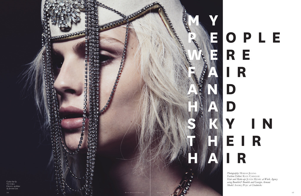 Andrej Pejic0622_Black Magazine 16_Ph Mariah Jelena(Homme Model)