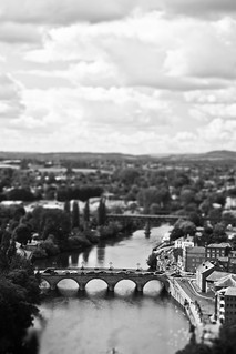 Worcester - Tilt Shift