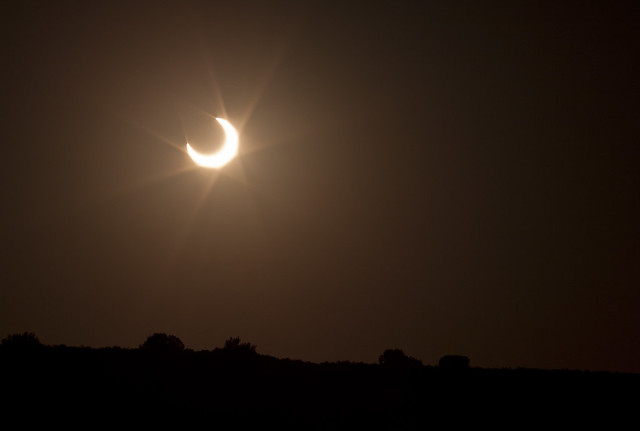 Annular Eclipse New Mexico