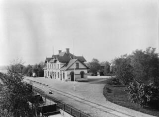 Surahammar station