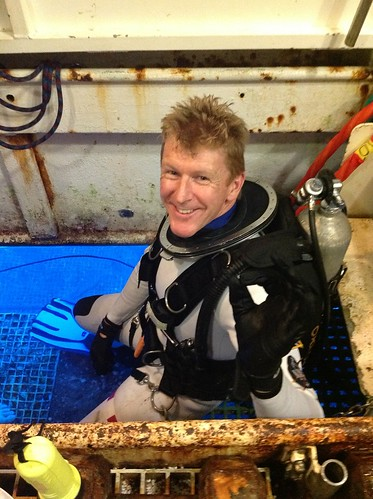 Tim in NEEMO