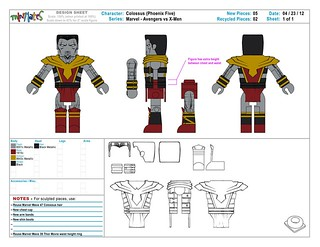 Colossus Phoenix Five AvX Minimates Poll