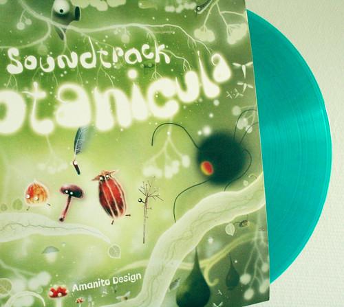 Turquoise disc
