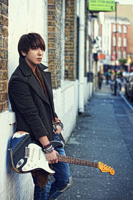 Jung Yong Hwa (CN Blue) Official Photos