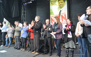 Manifestation 27 avril 2013, photo Sylvain Roy