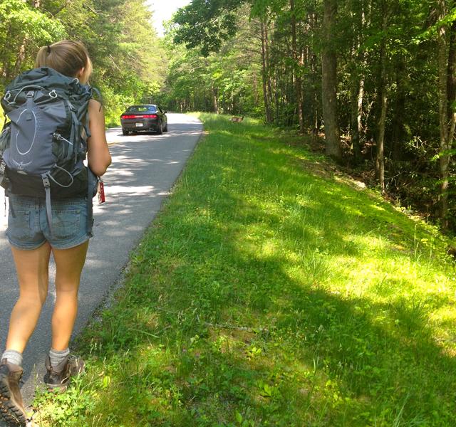 Hike Andrea