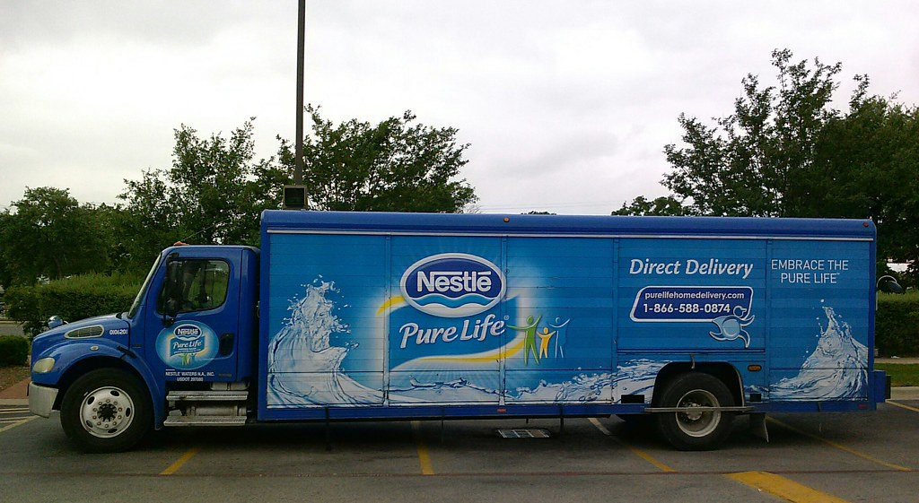 The World's Best Photos of nestle and trucks - Flickr Hive Mind