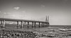 Sealink Wide (Black & White) by Aakaash Jaju