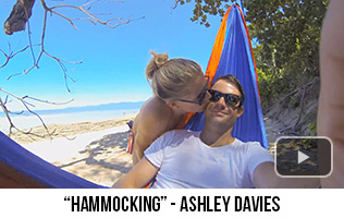 'Hammocking' - Ashley Davies