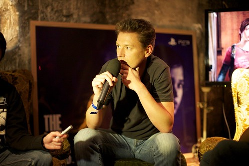 The Last Of Us Interview de Christophe Balestra