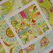 Lattice Work String Quilt 4 by Marci Girl Designs