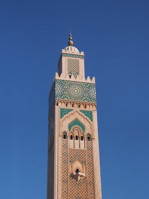 HASSAN II宣禮塔