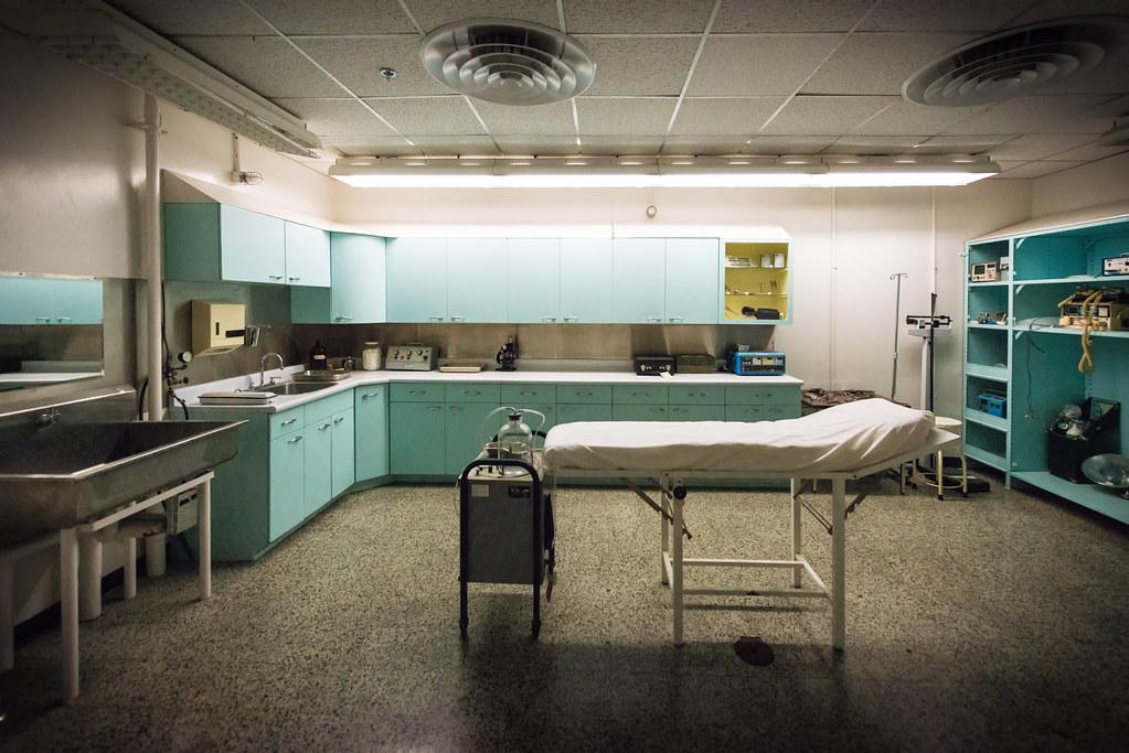 Central Emergency Government Headquarters - Carp, Canada