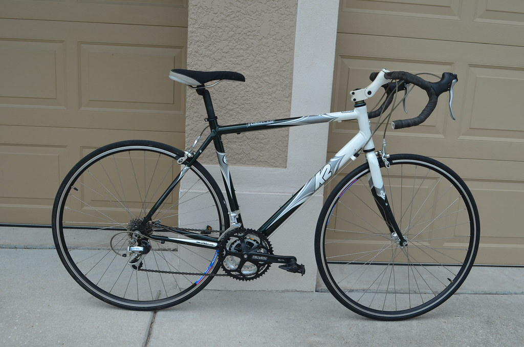 k2 mach 1.0 road bike bicycle tampa bike trader