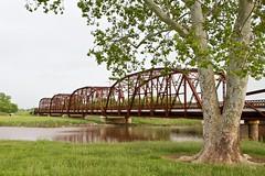 OK Yukon - Lake Overholser Bridge