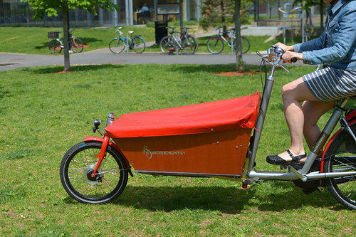 Workcycles Bakfiets Long