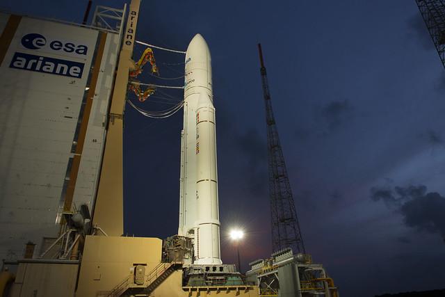 ATV Albert Einstein ready for launch