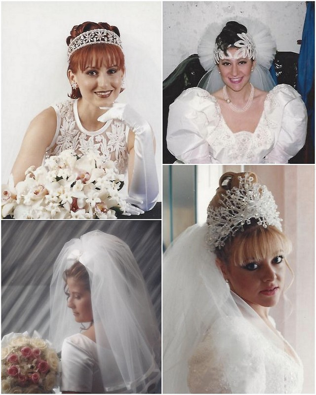 Celebrating 25 Years of Bridal Styles Brides