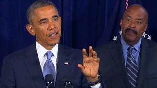 奥巴马奋力辩护:没有人窃听你们电话