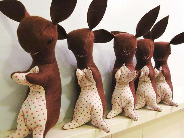 Bunny Softie Plush Toy 8
