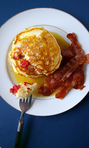 Berry Buttermilk Pancakes III