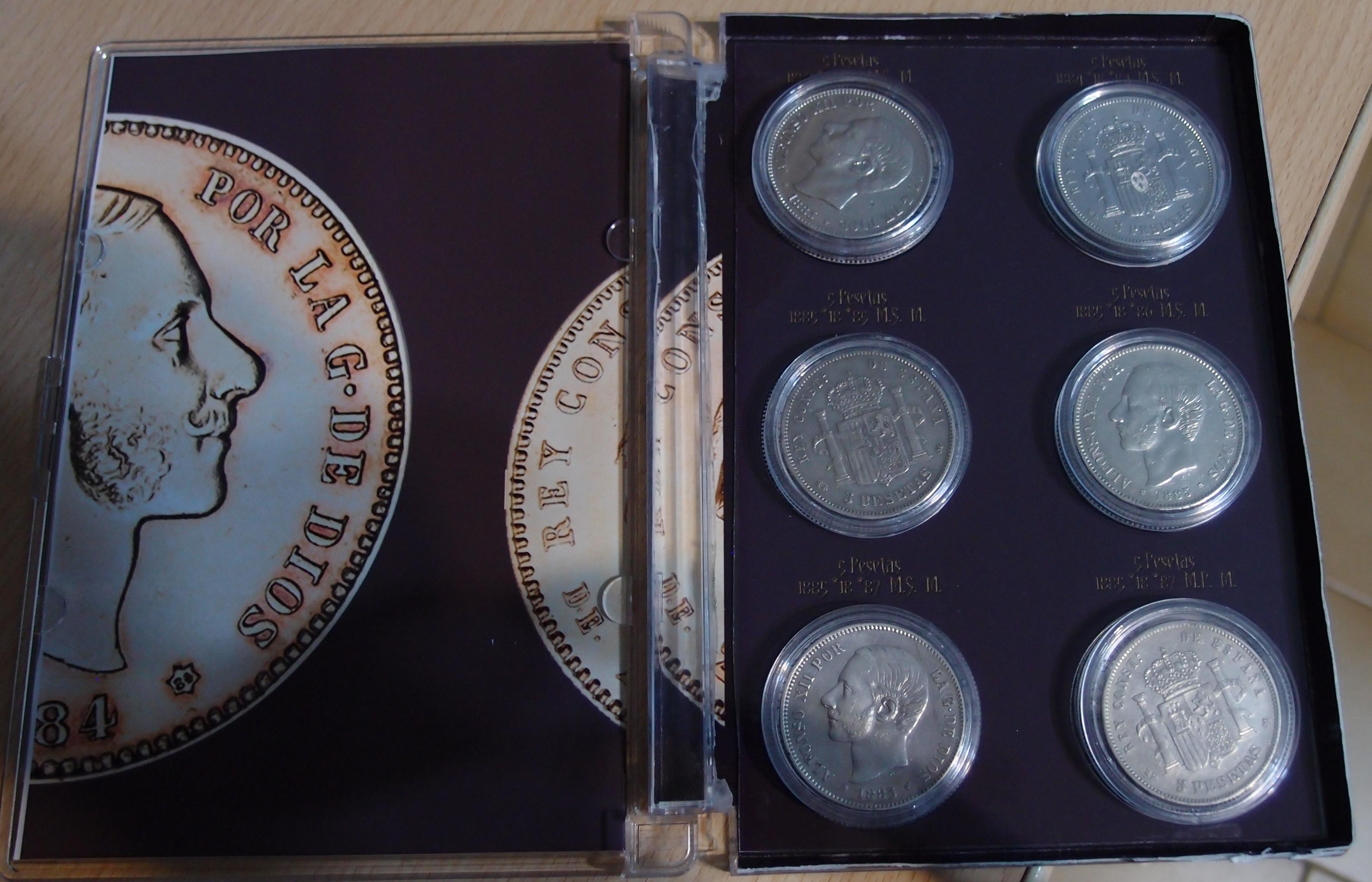Coleccion Alfonso XII y Monetario 9057829380_683d5ff7eb_o