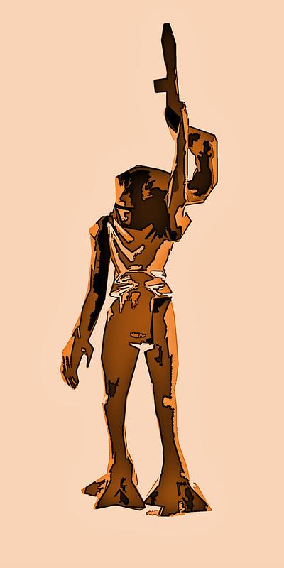 psybertech's Star Wars Figures Artwork Limelight 9097351230_ca3c1d74bb_c