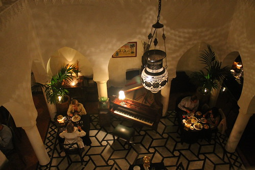 'Rick's Café' en Casablanca