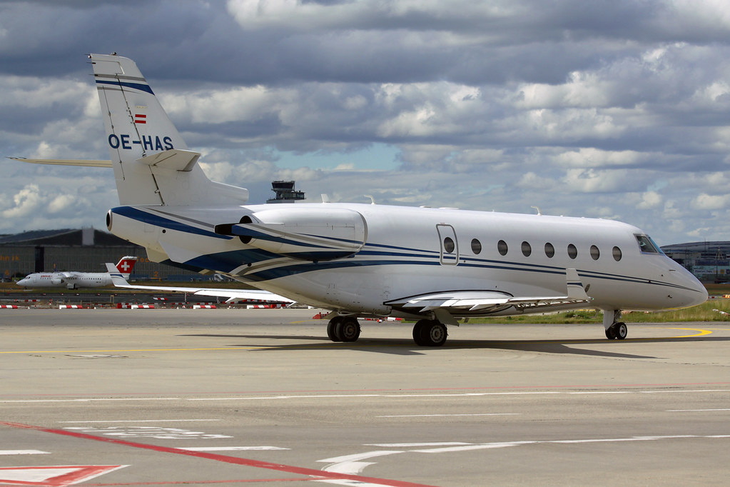 OE-HAS - G200 - Avcon Jet