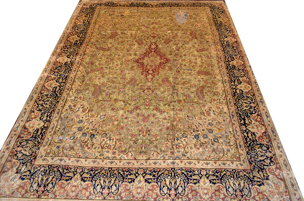 Tribal Persian Area Rug