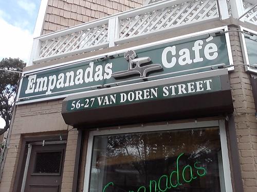 Empanadas Cafe corona café